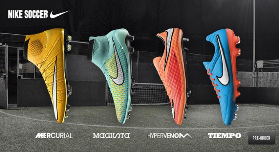 759434ad1 Evolution of Nike Mercurial vapor